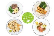 Gutschein für Tolle Rezepte und alle Zutaten - Jetzt testen und 29€ sparen! von Hello Fresh GmbH