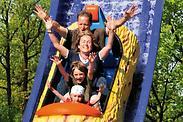Gutschein für Familienkarte 2x2 zum Sparpreis! von Erlebnispark Schloss Thurn