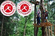 Gutschein für Ihr Gutschein für 3 Stunden Kletterabenteuer für 2 in Vaterstetten bei München oder Prien am Chiemsee von Estermann Event & Abenteuer
