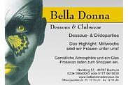 Gutschein für Der Gutschein für Dessous und Clubwear von Bella Donna