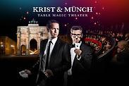 Gutschein für Tickets zum halben Preis sichern und Magie aus nächster Nähe erleben von Magic Zaubertheater KRIST & MÜNCH