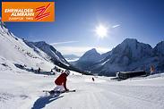 Gutschein für Ihr Tagesskipass zum halben Preis! Skifahren in Tirol an der Zugspitze! von Ehrwalder Almbahn