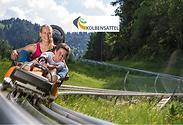 Gutschein für Erwachsenenticket - Bergfahrt mit der Kolbensesselbahn ins Tal mit dem Alpine Coaster von AktivArena am Kolben