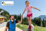 Gutschein für Kinderticket - Bergfahrt mit der Kolbensesselbahn ins Tal mit dem Alpine Coaster von AktivArena am Kolben