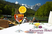 Gutschein für 4 Übernachtungen für 2 Personen zum halben Preis! von Riessersee Hotel Resort ****superior