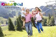 Gutschein für Familienurlaub im Allgäu von Kinderhotel Oberjoch Bad Hindelang