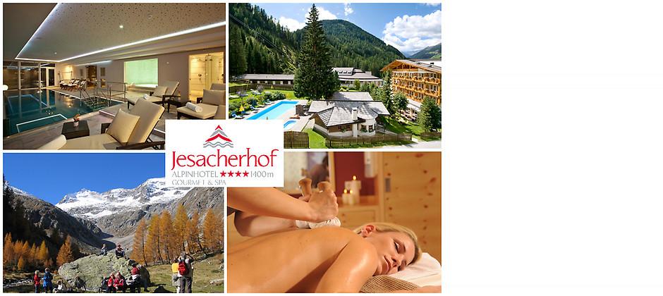 Gutschein für Wellness und Genuss im Jesacherhof, Österreich! von Jesacherhof