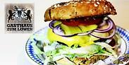 Gutschein für Genießen Sie die besten Burger und Bavarian BBQ im Landkreis Freising von Gasthaus Zum Löwen