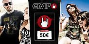 Gutschein für Start in die Festivalsaison mit dem richtigen Look von EMP von EMP