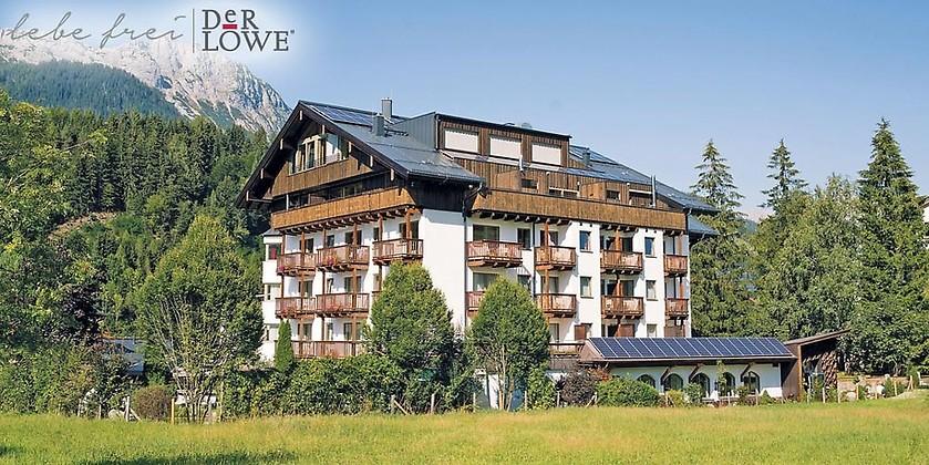 Gutschein für Ihr Wellness-Kurzurlaub im Salzburger Land zum halben Preis! von Der Löwe Lebe Frei