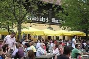 Gutschein für Bayerische Schmankerl und Biergartenkultur von Bräustüberl Maxlrain