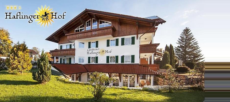 Gutschein für Ihr Gutschein für Familienurlaub im Allgäu von Landhotel Haflingerhof