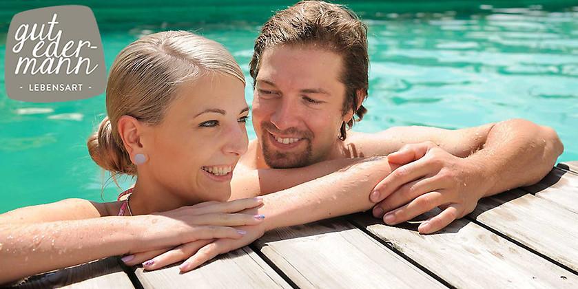 Gutschein für Romantiktage für zwei Personen im Berchtesgadener Land zum halben Preis! von Wellness & SpaHotel GUT EDERMANN