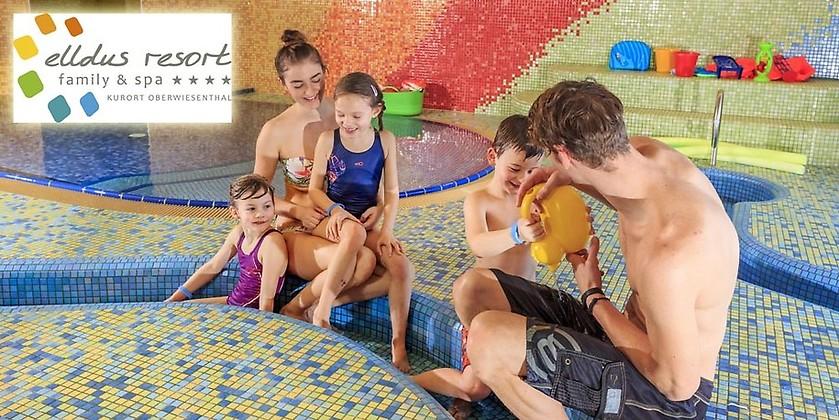 Gutschein für Eine Woche Familienurlaub im Erzgebirge zum halben Preis! von Elldus Resort