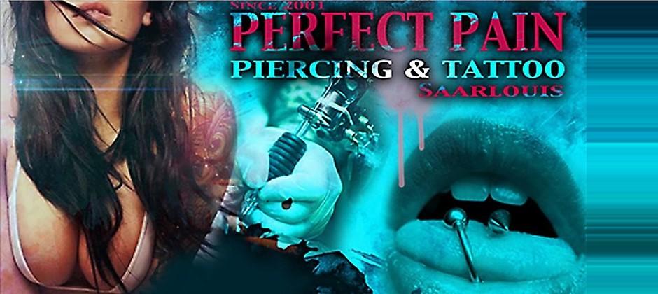 Gutschein für Die angesagteste Adresse, wenn es um Körperschmuck geht von Perfect Pain, Tattoo und Piercing Villa