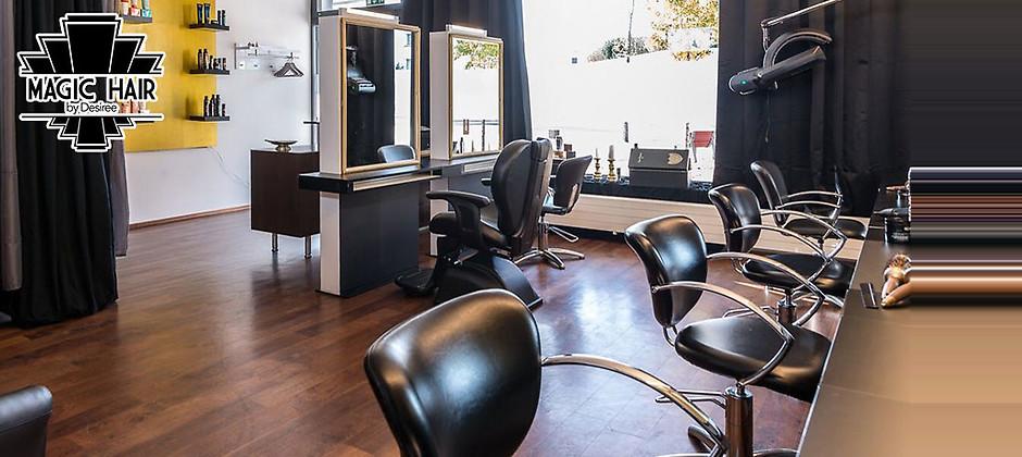 Gutschein für Ihr Friseurbesuch zum halben Preis! von MAGIC HAIR by Desiree