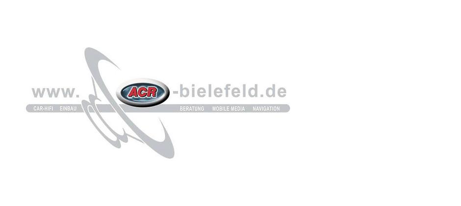 Gutschein für Wir sind Ihr Car-Media-Spezialist für Bielefeld und ganz Ostwestfalen von ACR-Bielefeld Klangwerk GmbH