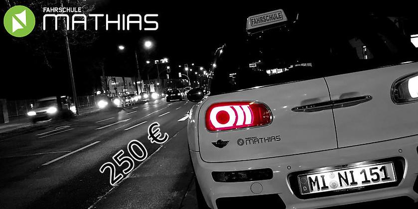 Gutschein für Deine MINI-Fahrschule Mathias – mit uns das Besondere erleben! von Fahrschule Mathias