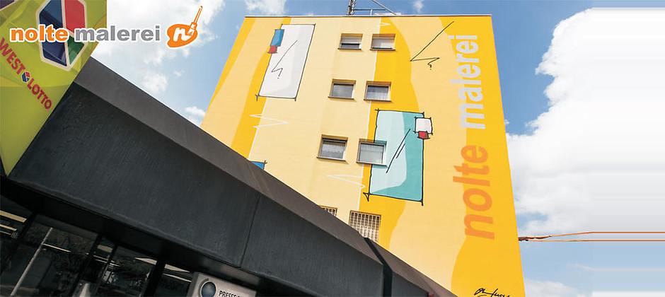Gutschein für Gönnen Sie sich den Frühjahrsputz jetzt auch für Ihre Fassade! von Nolte Malerei