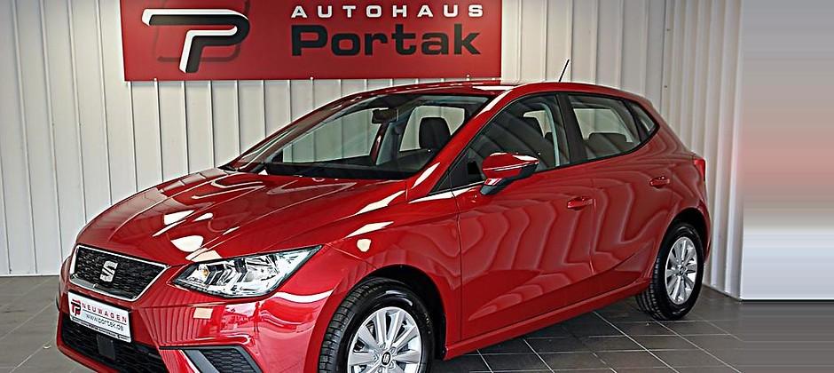 Gutschein für Der Wahnsinn! Ein SEAT Ibiza zum halben Preis! von Autohaus Portak GmbH