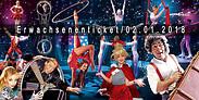 Gutschein für Zwei Erwachsenen-Tickets für den 6. Xantener Weihnachtscircus am 02.01.2018 von  Xantener Weihnachtscircus