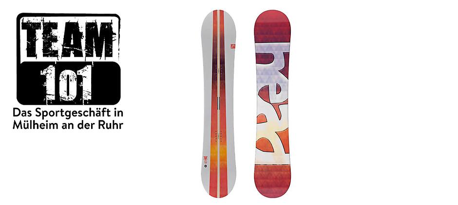 Gutschein für Ihr Head Snowboard